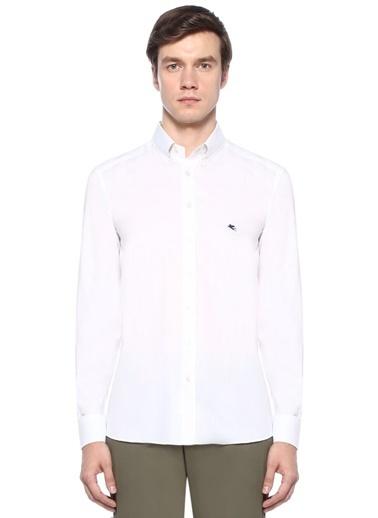 Etro Gömlek Beyaz